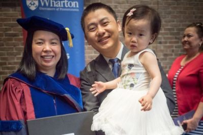 Diversity in Wharton's Doctoral Program