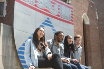 Diversity in Wharton's Undergraduate Program